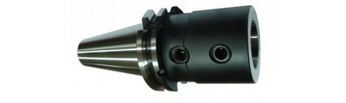Spannfutter DIN 69871 / E1 für Wendeplattenbohrer