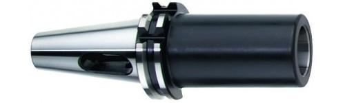 Kurze Einsatzhülsen DIN 69871 / Form A / SK 40