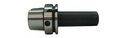 Kurze Fräserhülse HSK DIN 69893 / A63
