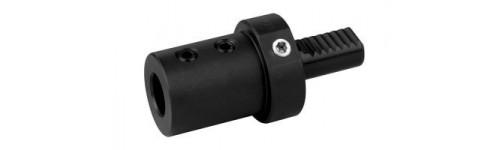 Wendeplatten Bohrerhalter E1 / VDI 20
