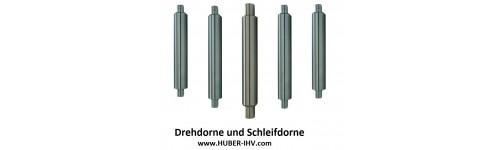 Schleifdorne / Drehdorne