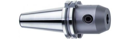 Spannfutter DIN 69871 mit Kühlmittelnuten System Weldon