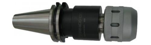 Kraftspannfutter DIN 69871 / Form AD / SK 40