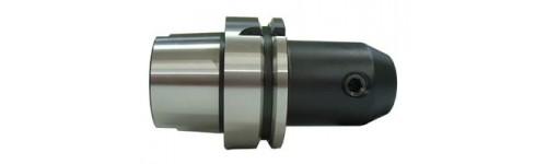 Spannfutter System Whistle Notch / Form A / HSK A63